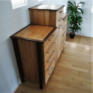 Wooden Chester Drawer-2