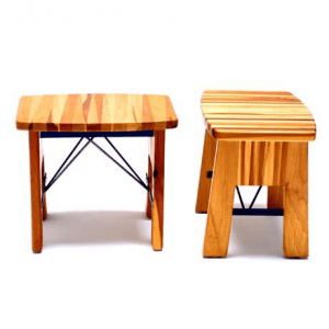 Custom Wooden Stools-2