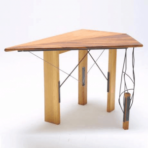 Custom Wooden Table-3