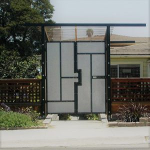 Residential Walk In Gate-2